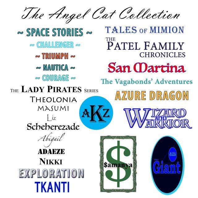 Series' Logos Only